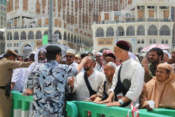 الداخلية: مهمة مقدسة لقوات أمن الحج في خدمة ضيوف الرحمن