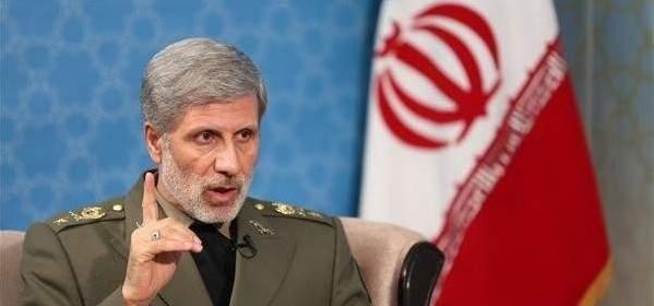 وزير الدفاع الإيراني يصل إلى سوريا