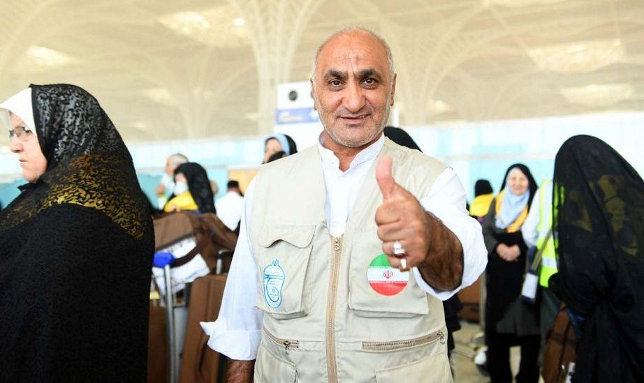 حجاج إيرانيون لدى وصولهم المدينة: وجدنا جميع التسهيلات دون تمييز