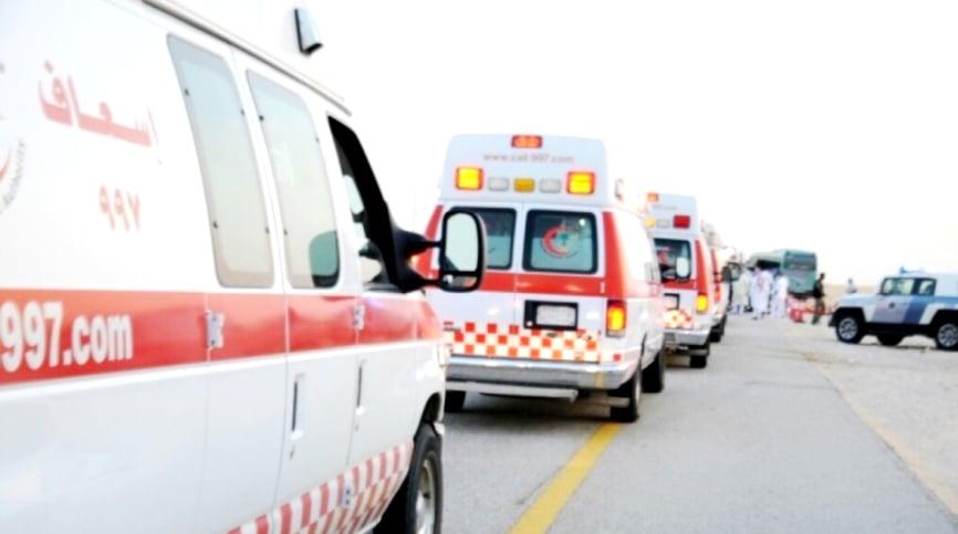 تمركز 4 فرق إسعافية في مصليات العيد بجدة