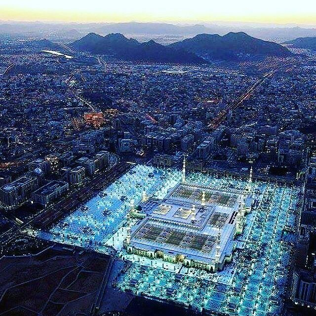 المساجد السبعة بالمدينة شاهد من شواهد السيرة النبوية