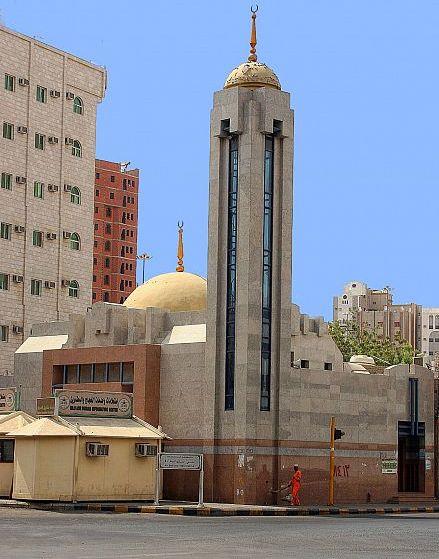«مسجد الجن» من المساجد التاريخية في مكة المكرمة