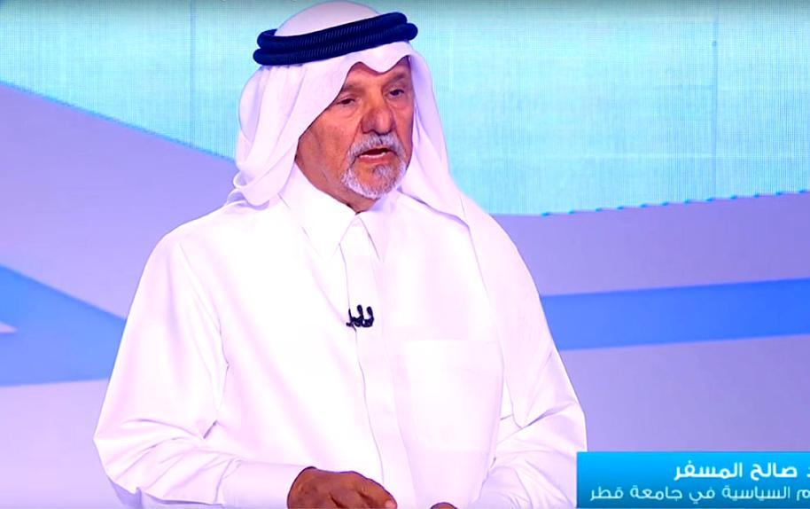 أكاديمي قطري: الدوحة تقف مع إيران لأنها دولة «شريفة»!