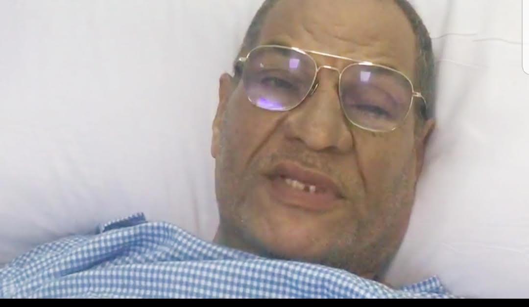 مستشفى النور يعالج حاجا مصريا ويمكنه من أداء المناسك