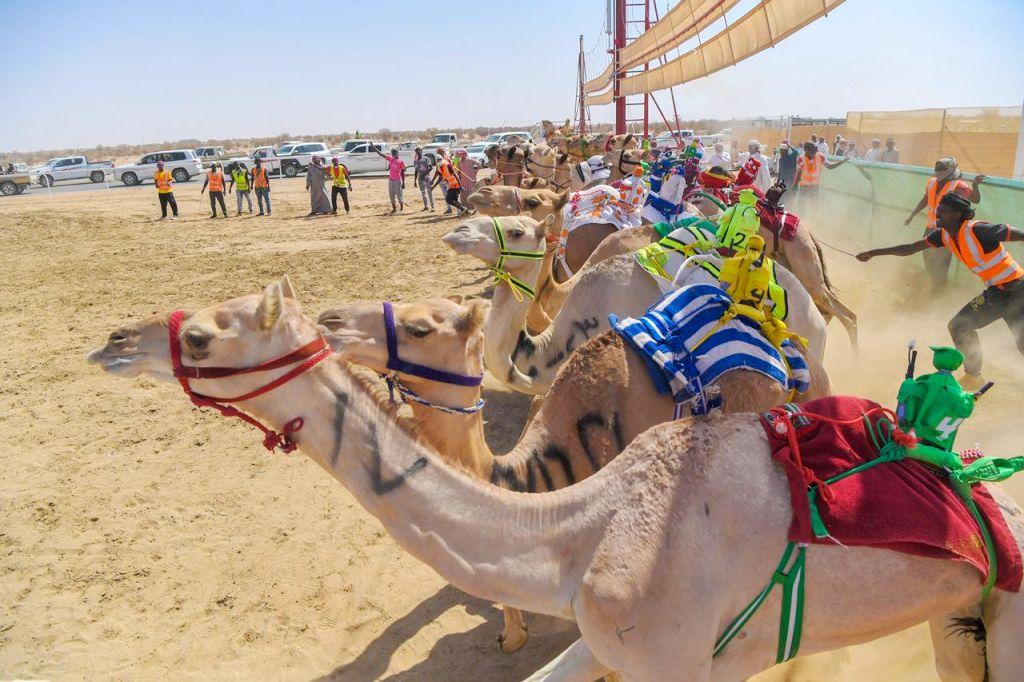 بالصور: «نيوم» تتصدر اليوم الثالث بمهرجان ولي العهد