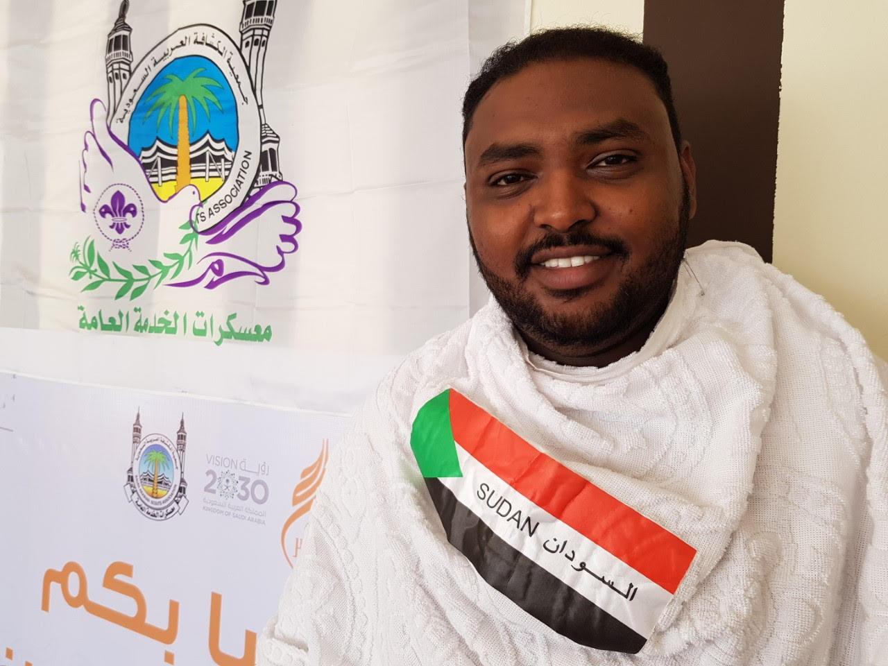 إعلامي سوداني يروي تجربته مع المملكة بموسم الحج الجاري