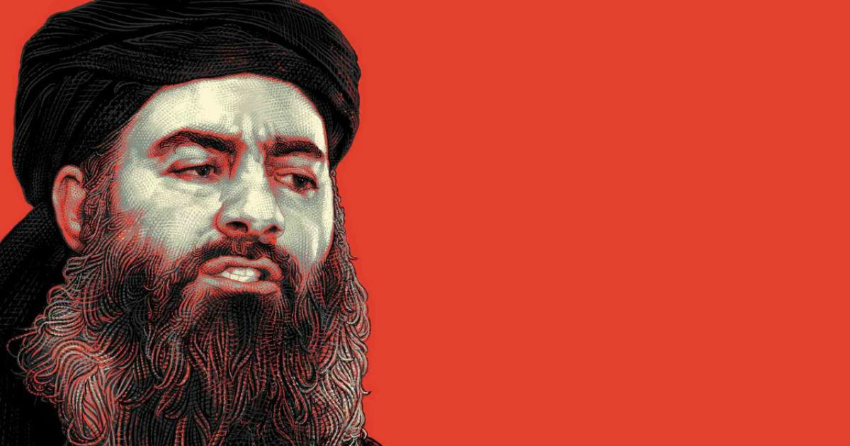 زعيم داعش أبو بكر البغدادي محاصر