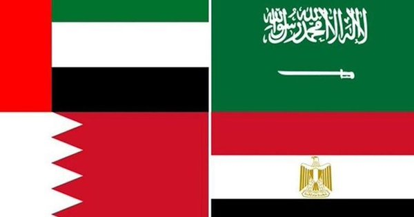 «الرباعي العربي»: إجراءات «المقاطعة» ستنتهي في الوقت الذي تعلن فيه قطر توقفها عن دعم الإرهاب