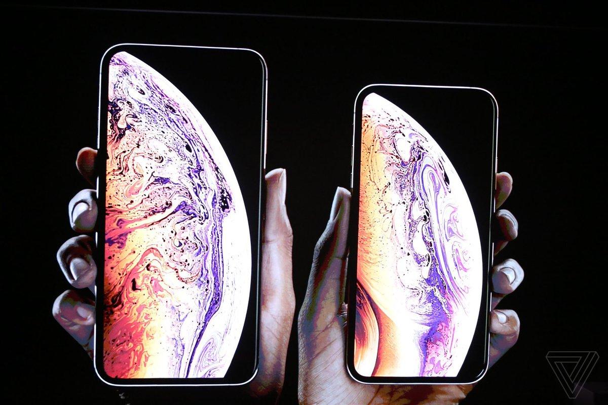 بالصور .. أبل تعلن عن إطلاق هاتفها الجديد iPhoneXs