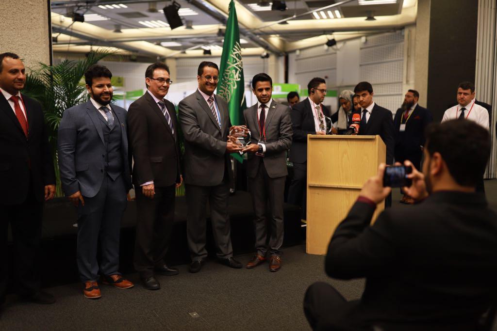 بالصور .. اختتام فعاليات يوم المهنة للطلبة السعوديين في لندن