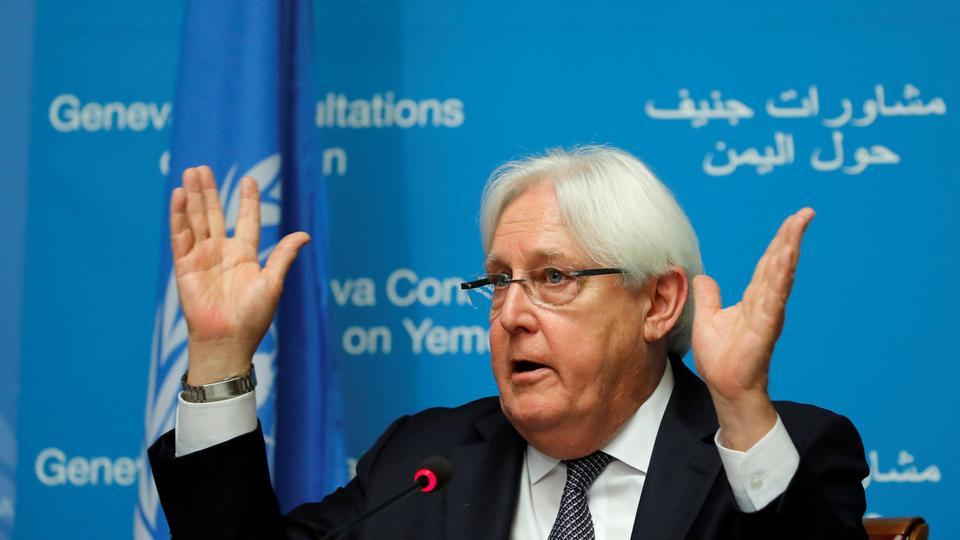 مسؤول يمني يلوح بتعليق السير بملف الأسرى بسبب المبعوث الأممي