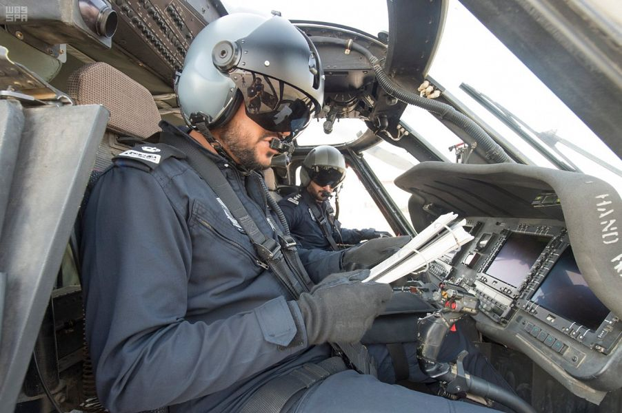 طيران الأمن يتابع احتفالات اليوم طيران3.jpg