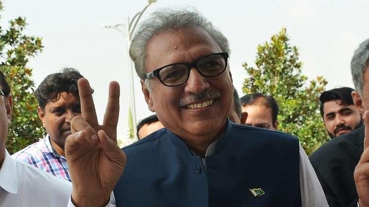 انتخاب الطبيب عارف علوي رئيسا لباكستان