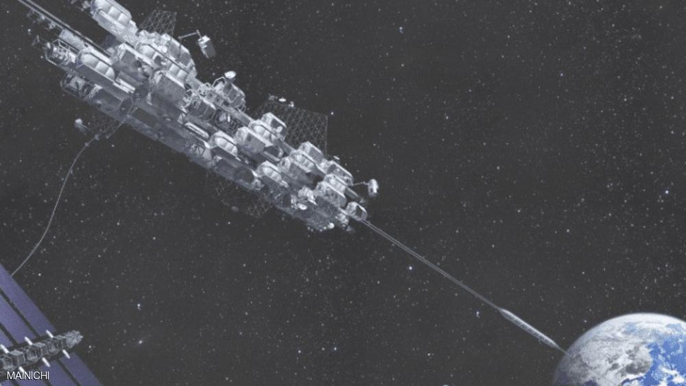 مصعد الفضاء .. قفزة البشرية المدهشة إلى خارج الأرض
