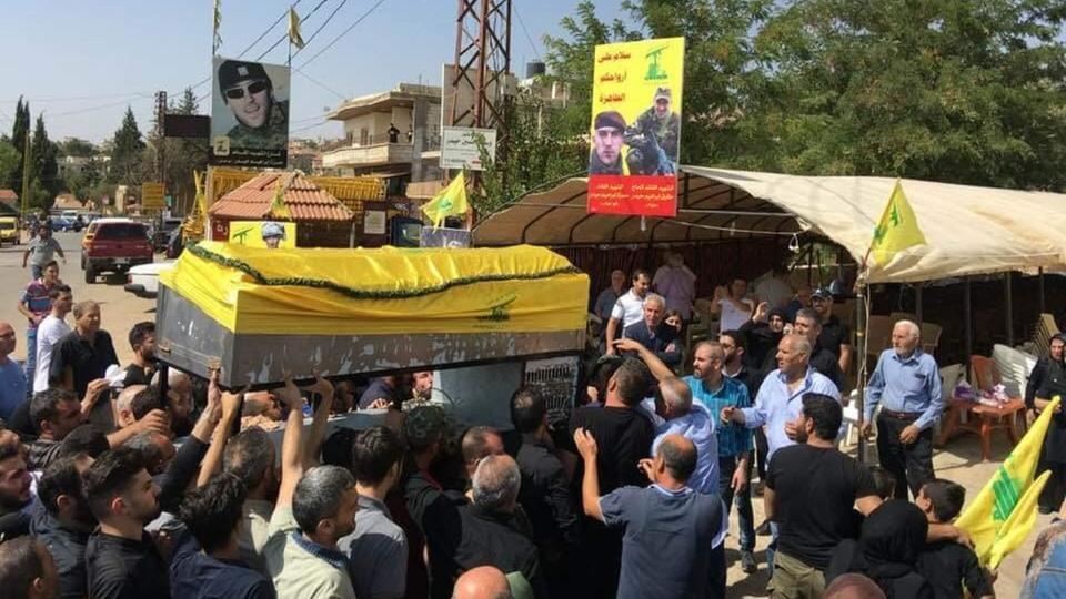 مقتل قائد عسكري من ميليشيا حزب الله في السويداء السورية