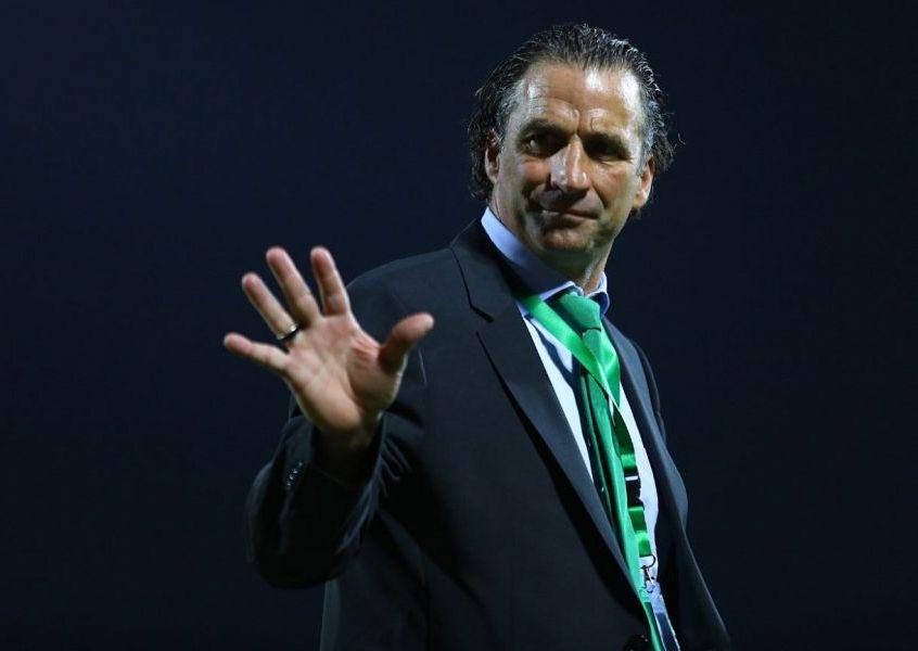 """""""اتحاد القدم"""" يقرر عدم تجديد عقد المدرب بيتزي"""