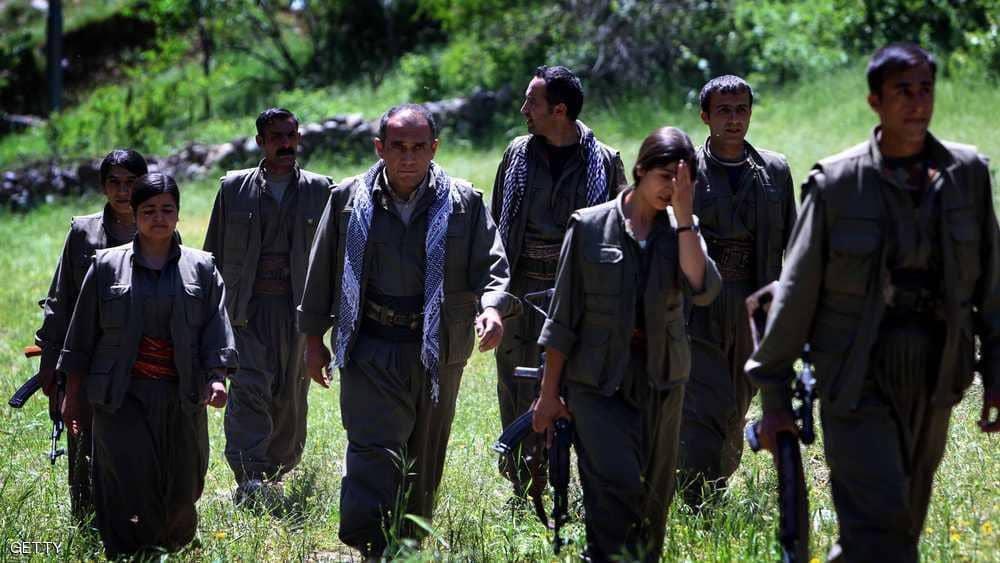 إيران تعترف بضربة في العراق أودت بحياة 6 أكراد