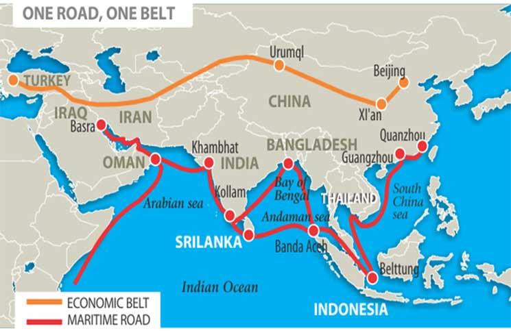 دول طريق الحرير تخشى الديون.. وبكين: ليس ناديا صينيا