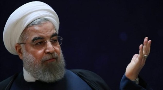 روحاني لماكرون: إيران لا تسعى إلى الحرب مع أي دولة