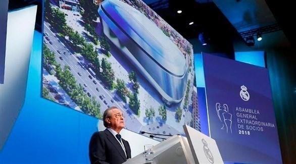 «750.9» ملايين يورو إيرادات ريال مدريد