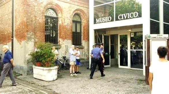 مقتل امرأة وإصابة ثلاثة طعناً بالسكين بمتحف إيطالي