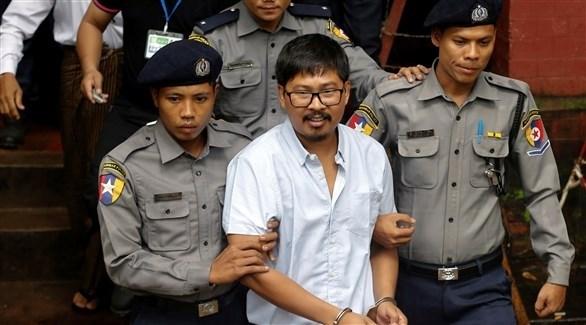 السجن المشدد لصحافيين كشفوا مذابح المسلمين بميانمار