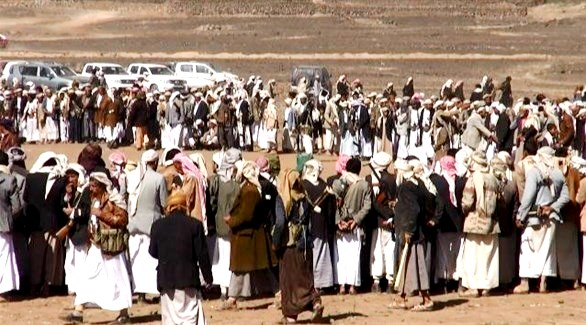 قبائل إب تنتفض ضد الحوثيين بعد إهانة نسائها