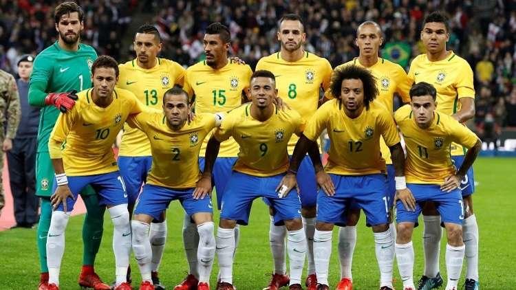 منتخب البرازيل يختار الرياض وجدة معسكرًا له في أكتوبر