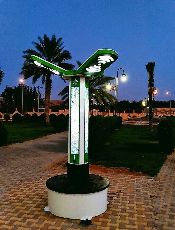 بلدية حوطة بني تميم: إنترنت مجاني في الحدائق والمتنزهات