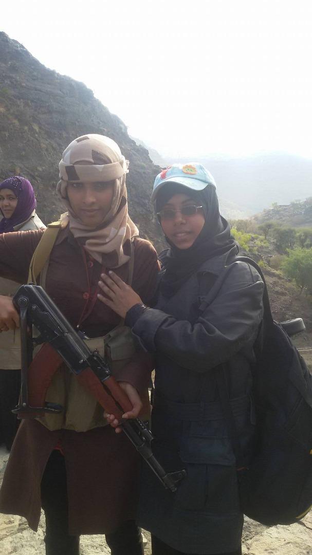 رشا عبد الكافي.. من فتاة جامعية يمنية إلى لاجئة سياسية