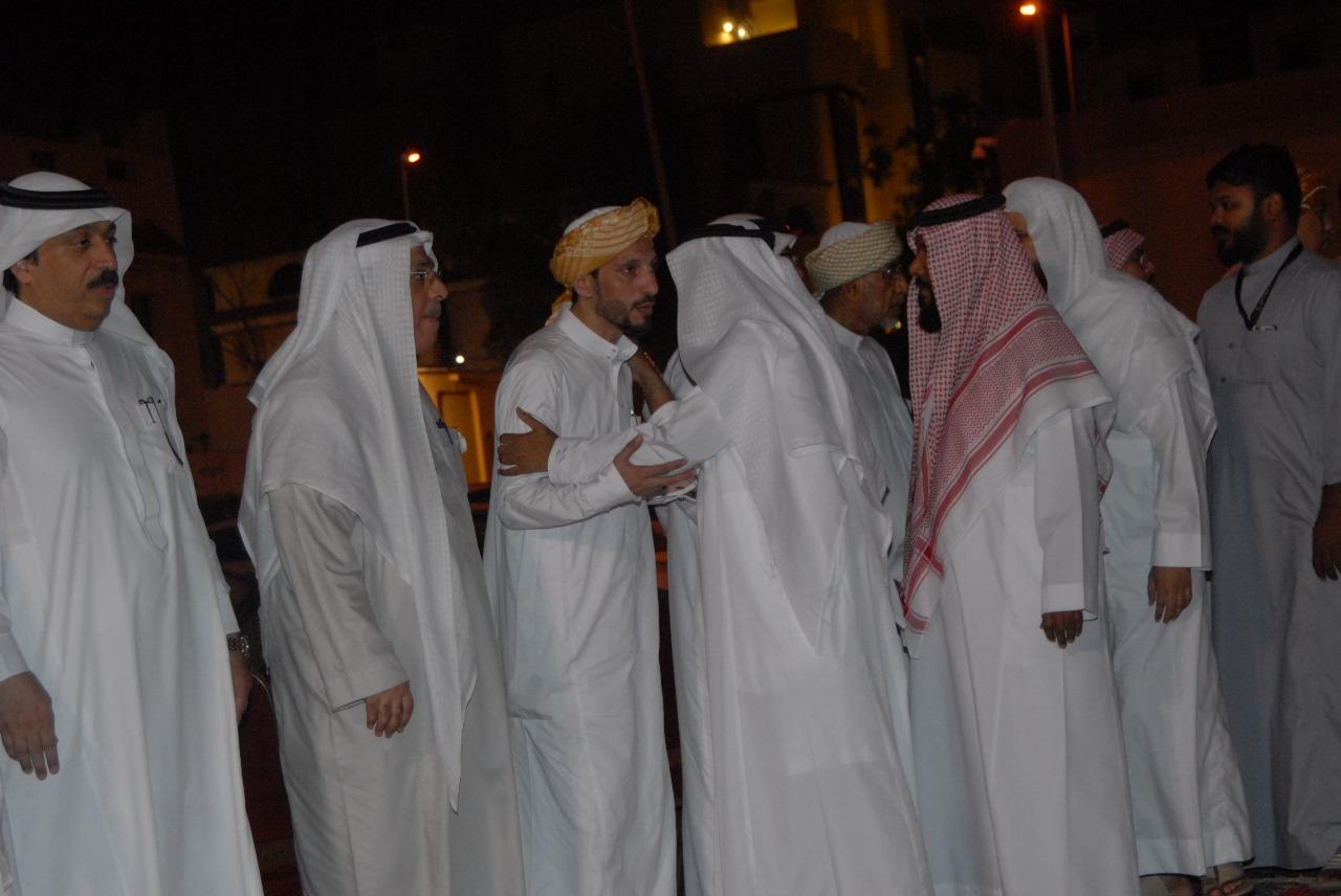 «آل الدوبي» يفجعون في وفاة ابنهم فؤاد