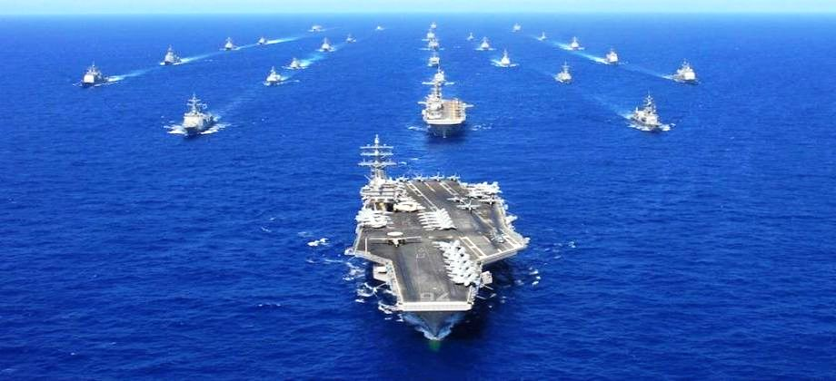 أستراليا: 27 دولة تشارك في أكبر المناورات البحرية