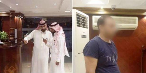 القبض على وافد عربي ظهر في مقطع فيديو مسيء مع فتاة بجدة