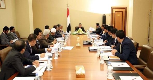 مجلس الوزراء اليمني: إيران لن تتمكن بعد اليوم من هدم وتخريب بلادنا