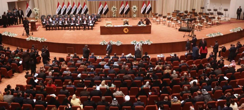 أول جلسة للبرلمان العراقي بعد أشهر من الغموض السياسي