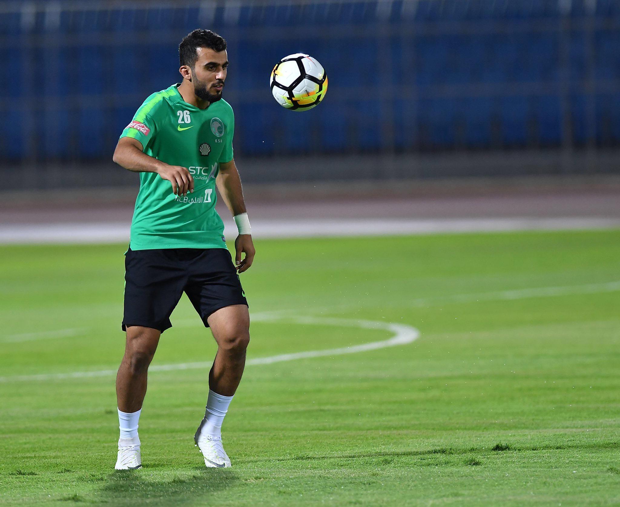حمد آل منصور: سأثبت نفسي في قائمة الأخضر الأساسية