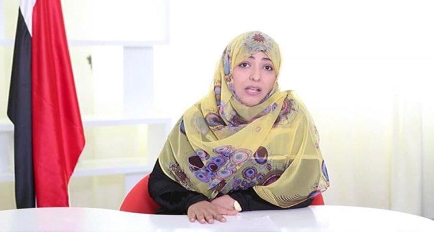 شقيق توكل كرمان يهاجمها: أنتِ متحوثة وآثرتِ أن تكوني دميةً في يد قطر