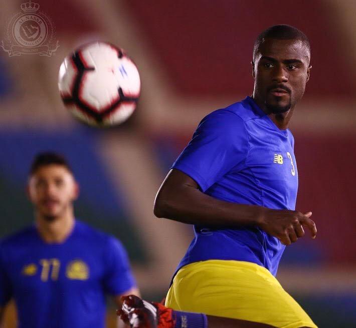 Image result for راموس لاعب النصر  2018