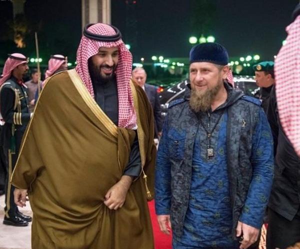 مستشار الرئيس الشيشاني: ندين التهديدات والافتراءات الموجهة ضد المملكة