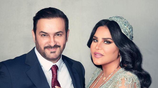 فيديو | أحلام الشامسي تريد الاحتفال بعيد زواجها بطريقة مرعبة !
