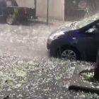 لبنان يشهد أمطارا غزيرة ورياحا عاتية