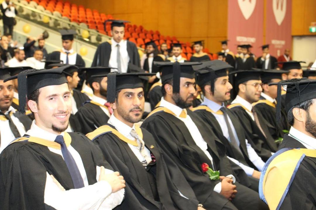 """""""الطلبة السعوديين"""" ينظم حفل تخرج دفعة جديدة من برنامج الابتعاث الخارجي بأستراليا"""
