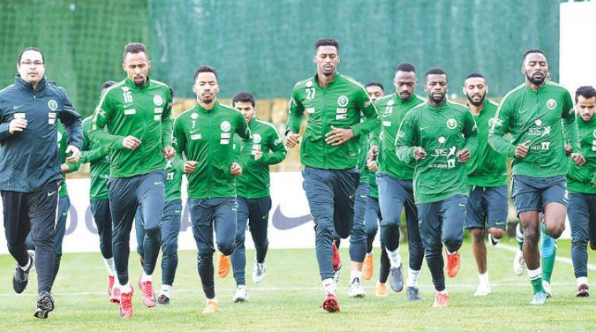"""تشكيل السعودية المتوقع أمام البرازيل في """"سوبر كلاسيكو"""" اليوم"""