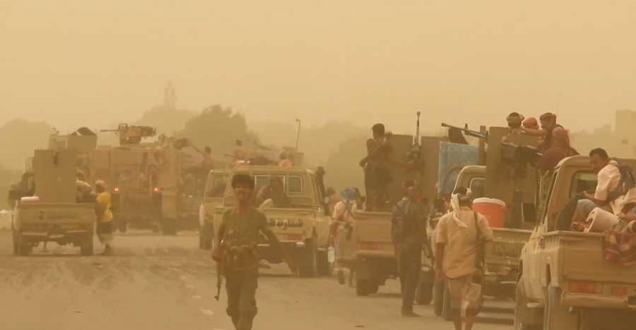هزائم الحوثيين.. أسبوع من الجحيم عاشه المتمردون في اليمن