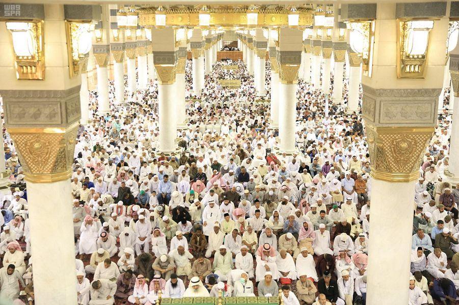 خطيب المسجد الحرام: التغافل عن الزلات من أرقى شيم الكرام