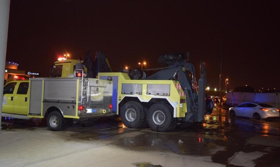 الدفاع المدني يحّذر من أمطار رعدية بالطائف