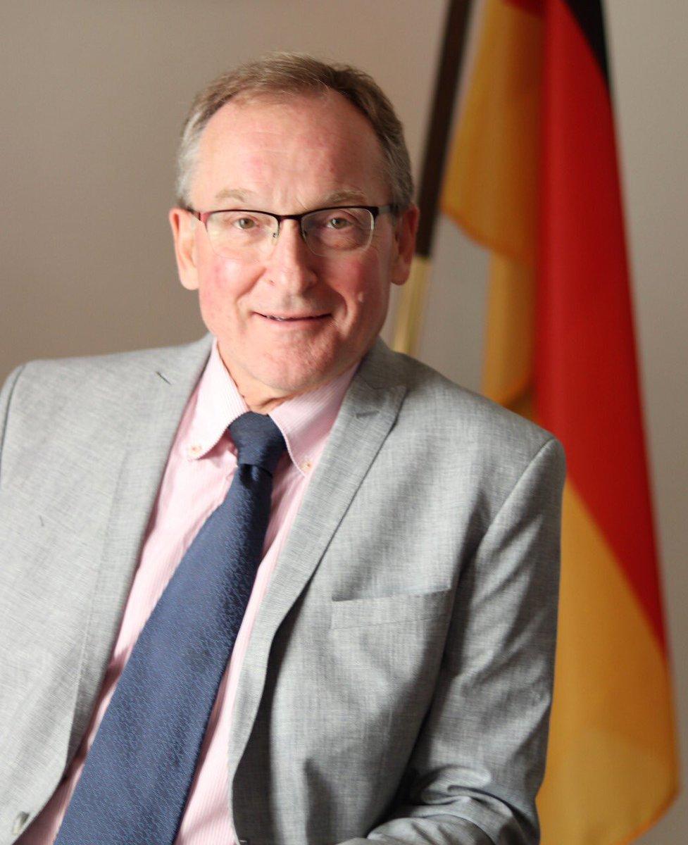 أول تصريح من السفير الألماني المعين حديثا لدى المملكة
