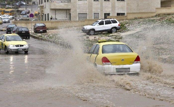 وزيرة الإعلام الأردنية: ارتفاع حصيلة ضحايا سيول الأردن إلى 9 وفيات