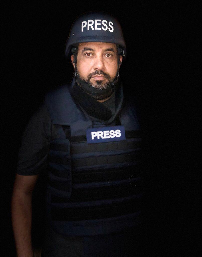 شاهد.. حقيقة أسر الحوثيين لمراسل الحدث محمد العرب