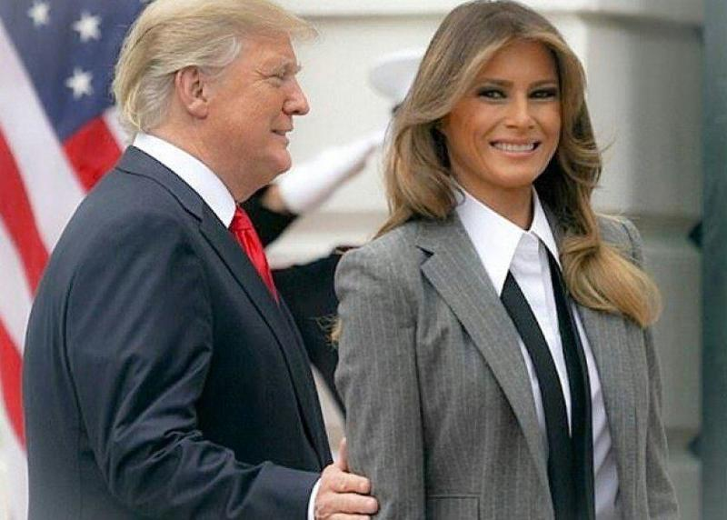 ميلانيا تكشف المثير.. ترامب خانني!